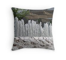 Fountain Throw Pillow