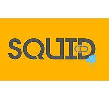 [SQUID KID] - Splat Photographic Print