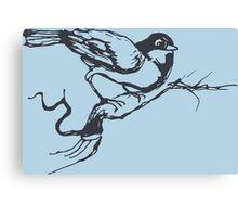 Bird Song Spring Time Canvas Print
