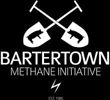 Bartertown Methane Initiative by spazzynewton