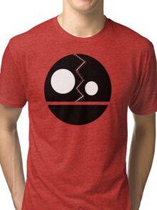 Split Face Tri-blend T-Shirt