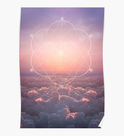 The Sun Is But A Morning Star Poster