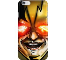 The Flash V The Reverse Flash iPhone Case/Skin