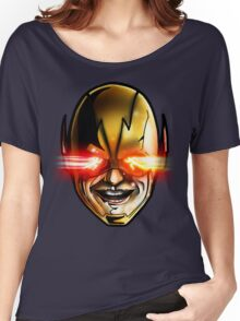 The Flash V The Reverse Flash Women's Relaxed Fit T-Shirt