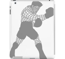 Smash WireMacLightGrey iPad Case/Skin