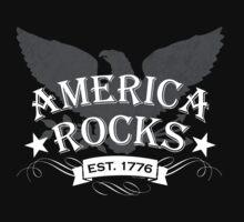 America Rocks  by ArtVixen