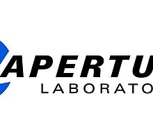 Aperture science (Portal) by Epiclymadguy