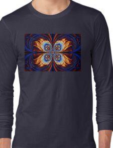 Fancy Butterfly Long Sleeve T-Shirt