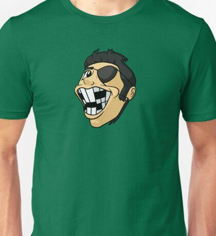 Creeper Pirate Spud Unisex T-Shirt