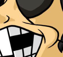 Creeper Pirate Spud Sticker