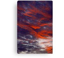 SoCal Sunset 2 Canvas Print
