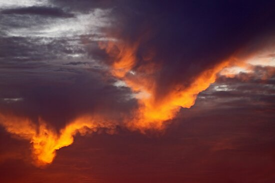 SoCal Sunset 4 by Chet  King