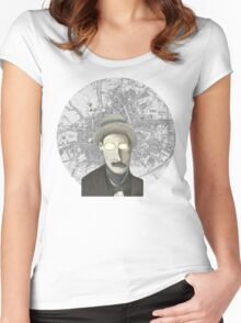 James Joyce Women's Fitted Scoop T-Shirt