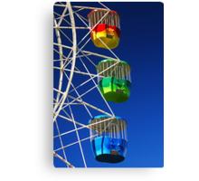 The Ferris Wheel Canvas Print
