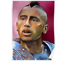 Arturo Vidal - Gladiator Poster