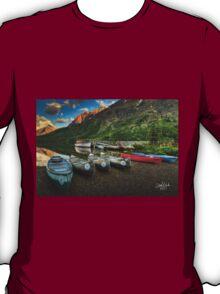 Two Medicine Sunrise T-Shirt