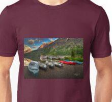 Two Medicine Sunrise Unisex T-Shirt