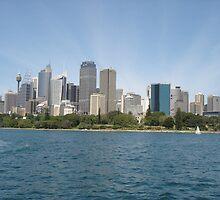 Sydney by Kevan Hill