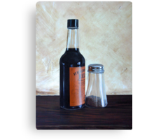 Hendersons with Pepper Canvas Print