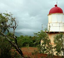 Cooktown Lighthouse & Cyclone Ingrid by TheGratefulDad