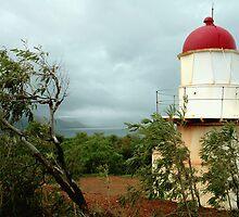 Cooktown Lighthouse & Cyclone Ingrid by TheGratefulDad