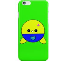 Face cute iPhone Case/Skin