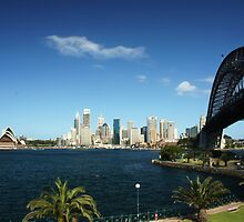 Sydney Harbour Views by Paul Duckett