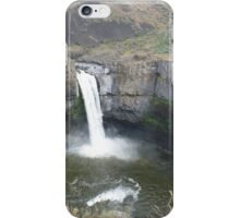 Palouse Falls Series - 1 iPhone Case/Skin