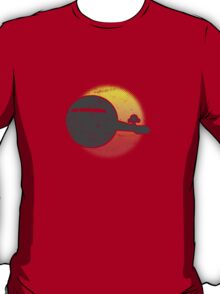 USS One Space Discovery Odyssey Ascend 2001 Light T-Shirt