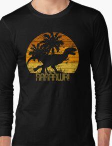 Dino Sunset 3 T-Shirt