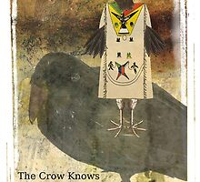 The Crow Knows Native American by designsbycclair