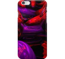 Psychedelic Abstract iPhone Case/Skin