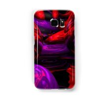 Psychedelic Abstract Samsung Galaxy Case/Skin