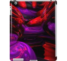 Psychedelic Abstract iPad Case/Skin