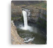 Palouse Falls Series - 2 Canvas Print