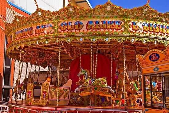 Carousel #1 by Trevor Kersley