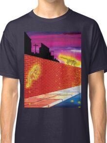 Big Cats In Suburbia Classic T-Shirt