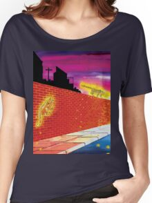Big Cats In Suburbia Women's Relaxed Fit T-Shirt