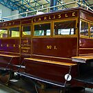 Port of Carlise Carriage by Trevor Kersley