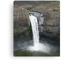 Palouse Falls Series - 3 Canvas Print