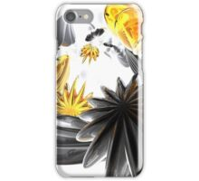 Falling Stars Abstract iPhone Case/Skin