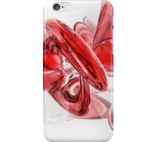 Coagulation Abstract iPhone Case/Skin