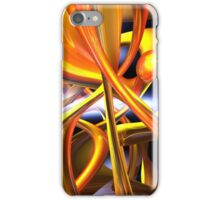Vibrant Love Abstract iPhone Case/Skin