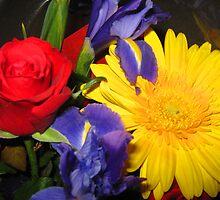 flowers. by elphaloe