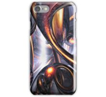 Rippling Fantasy Abstract iPhone Case/Skin