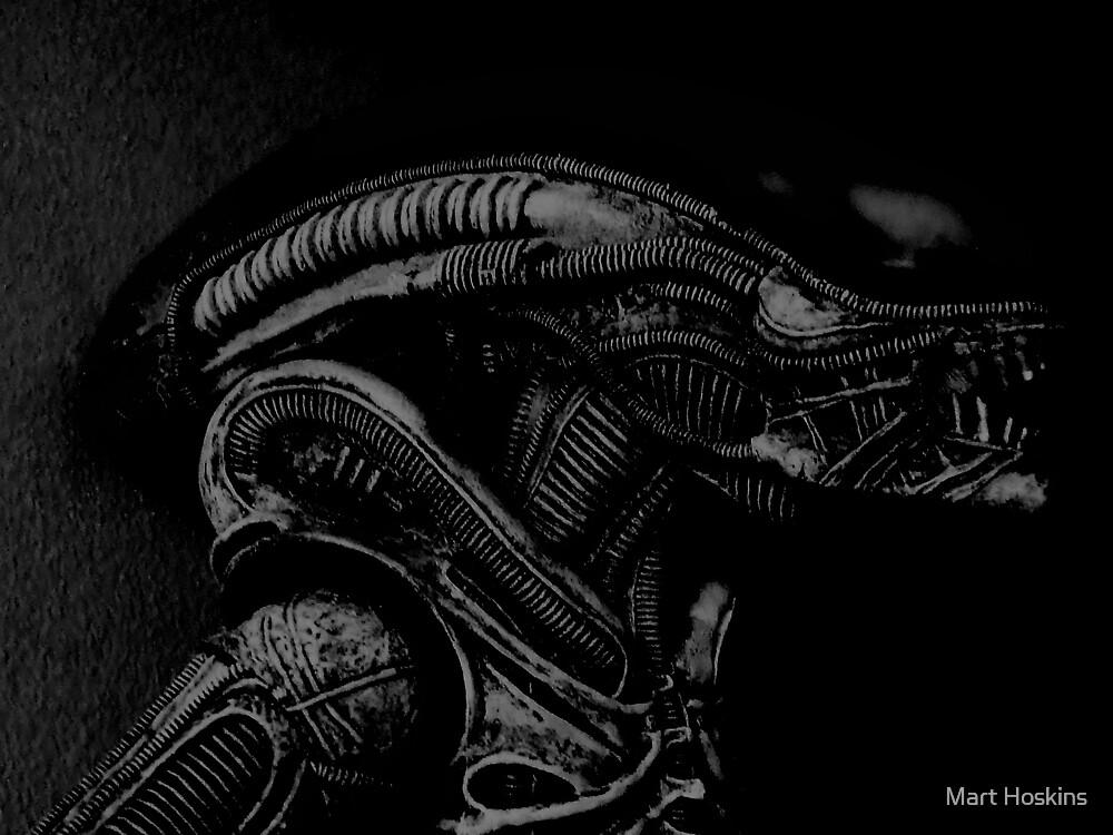 Xenomorph by Martin Hoskins