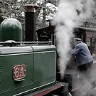 Workin' on the Railway by Mark Elshout