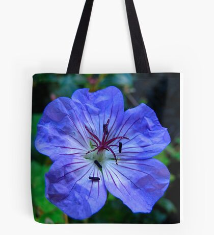 The Geranium Tote Bag