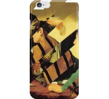 Card Sharps iPhone Case/Skin