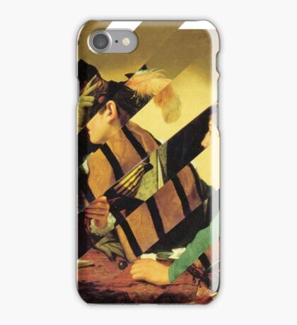 Card Sharps iPhone Case/Skin